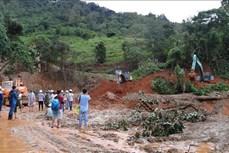 Sạt lở đất ở Hướng Hóa - Quảng Trị: Danh sách 22 cán bộ, chiến sỹ Đoàn Kinh tế-Quốc phòng 337 bị nạn
