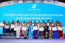 Chủ tịch Hội Phụ nữ Việt Nam Hà Thị Nga: Địa vị phụ nữ trong xã hội và gia đình ngày càng được nâng cao