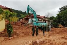 Sạt lở đất ở Hướng Hóa-Quảng Trị: Đã tìm được 18 thi thể nạn nhân, khẩn trương hỗ trợ người dân bị cô lập