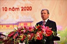 Lê Trường Lưu tái đắc cử Bí thư Tỉnh ủy Thừa Thiên - Huế