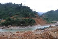 Vụ sạt lở Thủy điện Rào Trăng 3: Thầm lặng vì Nhân dân