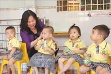 Nâng cao chất lượng bữa ăn bán trú cho trẻ mầm non