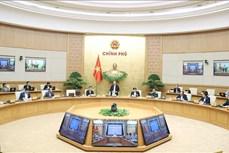 Thủ tướng Nguyễn Xuân Phúc: Phải làm gấp đôi, gấp ba để bù đắp tổn thất, mất mát của nhân dân miền Trung
