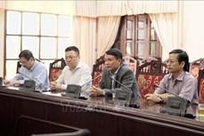 Thông tấn xã Việt Nam hỗ trợ đồng bào Thừa Thiên - Huế khắc phục hậu quả thiên tai