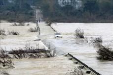 Ứng phó với bão số 10: Đến chiều 3/11 hoàn thành việc di dời dân ở ba huyện miền núi Quảng Ngãi đến nơi an toàn