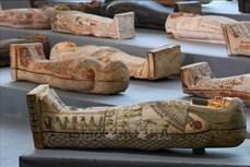 Ai Cập công bố những phát hiện khảo cổ học lớn nhất trong năm 2020