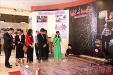 Hải Dương trưng bày trên 200 tài liệu, hiện vật về nghề cổ truyền