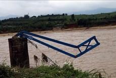Ước mơ về cây cầu bê tông vĩnh cửu trên sông Đăk Bla