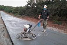 Xây dựng nông thôn mới ở huyện vùng cao biên giới Bù Gia Mập
