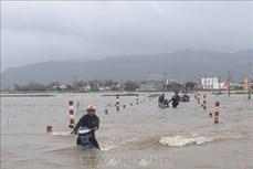 Đề phòng nguy cơ xảy ra lũ quét, sạt lở đất từ Quảng Trị đến Khánh Hòa và Tây Nguyên
