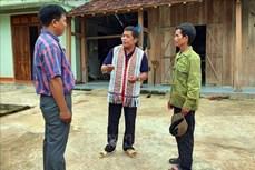 """A Blong - """"Già làng"""" trong lòng cộng đồng dân tộc Rơ Măm"""