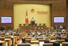 Nghị quyết Kỳ họp thứ 10, Quốc hội khóa XIV