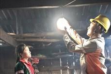Điện lực Lai Châu chia sẻ khó khăn với đồng bào vùng cao