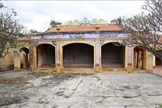 Ninh Thuận có nhiều di tích xuống cấp nghiêm trọng cần sớm được trùng tu