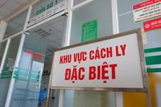 Việt Nam ghi nhận 8 ca mắc COVID-19 nhập cảnh