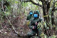 """Bộ đội Biên phòng Lai Châu """"ăn núi, ngủ rừng"""" trong giá rét để làm nhiệm vụ"""