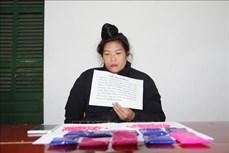 Bắt đối tượng Quàng Thị Xiên mua bán trái phép 2.000 viên ma túy tổng hợp