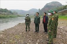 Dịch COVID-19: Lào Cai tăng cường kiểm soát, ngăn chặn trường hợp nhập cảnh trái phép qua tuyến biên giới