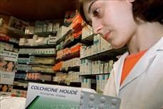 Thuốc colchicine đem lại hy vọng cho cuộc chiến chống COVID-19
