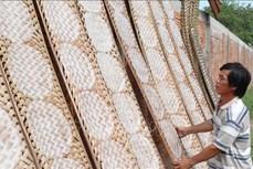 Các làng nghề làm bánh, mứt ở Bến Tre nhộn nhịp dịp Tết