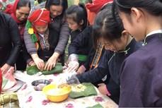 Đem Tết yêu thương đến với trẻ em vùng cao ở Lào Cai