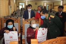 Phó Chủ tịch Quốc hội Đỗ Bá Tỵ thăm và chúc Tết tại tỉnh Phú Thọ