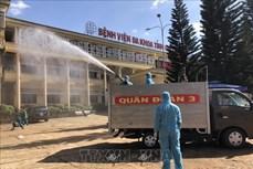 Dịch COVID-19: Bệnh viện Đa khoa tỉnh Gia Lai hoạt động trở lại từ 13 giờ ngày 4/2