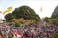 Lễ hội Quán Thế Âm Ngũ Hành Sơn tại Đà Nẵng được đưa vào Danh mục di sản văn hóa phi vật thể quốc gia