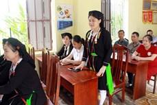Nỗ lực phát triển đảng viên người dân tộc thiểu số ở Vĩnh Phúc