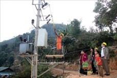 Bình Định: Ba làng đồng bào dân tộc thiểu số khó khăn được sử dụng điện lưới quốc gia