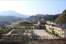 Xây dựng nông thôn mới nơi vùng cao biên giới Nậm Nhùn