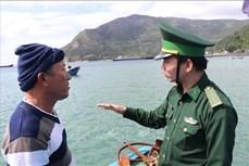 Bộ đội biên phòng Vũng Rô - Điểm tựa vững chắc của người dân vùng biển