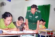 Thắm tình quân - dân trên vùng biên giới ở Đắk Lắk