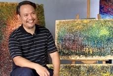 Họa sĩ người Philippines biến rác nhựa thành tác phẩm nghệ thuật