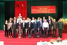 Đoàn đại biểu Quốc hội tỉnh Yên Bái tiếp xúc cử tri 2 huyện Văn Chấn và Trạm Tấu