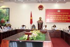 Hội nghị hiệp thương lần hai - Lập danh sách sơ bộ người ứng cử