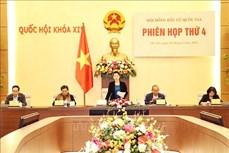 Chủ tịch Quốc hội Nguyễn Thị Kim Ngân chủ trì Phiên họp thứ 4 Hội đồng bầu cử quốc gia