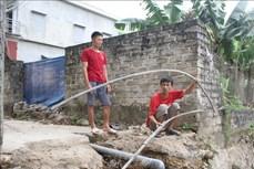"""Xã nông thôn mới Gia Lạc """"khát"""" nước sạch"""