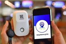 Singapore sử dụng thiết bị công nghệ để đảm bảo giãn cách trong các hội nghị