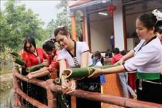 Đặc sắc lễ hội Nàng Han của đồng bào dân tộc Thái ở huyện Phong Thổ, tỉnh Lai Châu