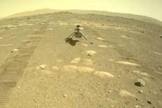 Cột mốc lớn mở đường cho chuyến bay gắn động cơ đầu tiên trên Sao Hỏa