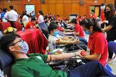 Ngày toàn dân hiến máu tình nguyện (7/4): Hiến máu tình nguyện hãy hiến thường xuyên