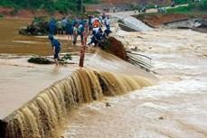 Thái Nguyên: Mưa lũ gây thiệt hại tại huyện Đại Từ