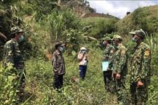 Dịch COVID-19: Kon Tum tăng cường kiểm soát dịch trên tuyến biên giới