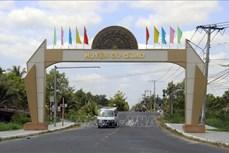 Trao quyết định công nhận huyện Gò Quao đạt chuẩn nông thôn mới