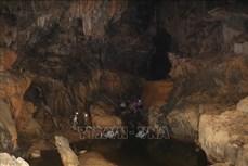 Cao Bằng khai trương tuyến du lịch khám phá Động Ngườm Ngao – nhánh Bản Thuôn