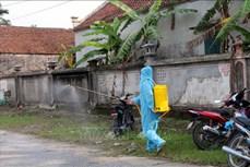 Dịch COVID-19: Hà Nam ghi nhận thêm 2 ca mắc, liên quan đến ổ dịch tại xã Đạo Lý, huyện Lý Nhân