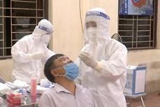Hà Nội thêm 5 trường hợp dương tính với SARS-CoV-2 liên quan đến ổ dịch tại Mão Điền (Bắc Ninh) và Bệnh viện Bệnh Nhiệt đới Trung ương cơ sở 2