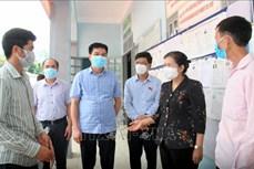 Xây dựng phương án đề phòng mưa, lũ trong ngày bầu cử ở vùng cao Lai Châu