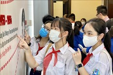 """Khánh thành công trình """"Không gian Bác Hồ với thiếu nhi"""" tại Thành phố Hồ Chí Minh"""